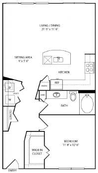 one bedroom apartments near houston