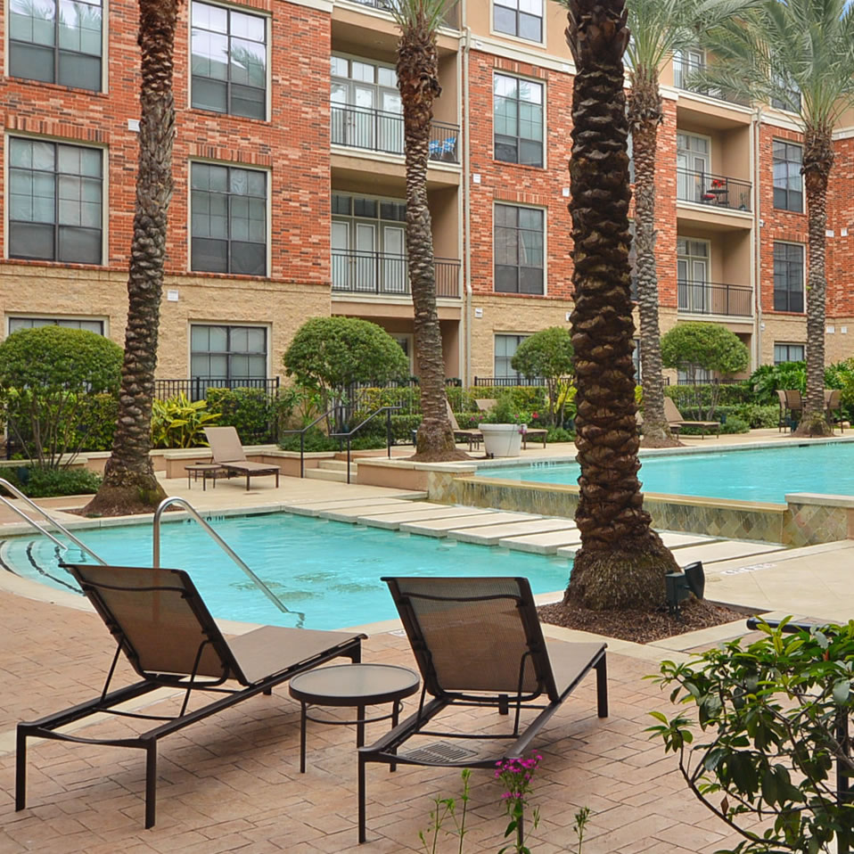 Rent Houston Texas: Houston Galleria Apartments