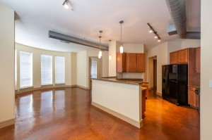 Two Bedroom Apartments for Rent in Houston, TX - Apartment Kitchen & Living Room